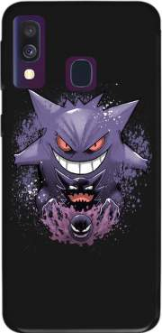 Gengar Evolution ectoplasma Case for Samsung Galaxy A40