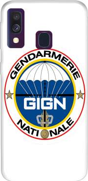 Groupe dintervention de la Gendarmerie nationale - GIGN Samsung Galaxy A40 Case