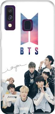 K-pop BTS Bangtan Boys Case for Samsung Galaxy A40
