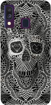 Lace Skull for Samsung Galaxy A40