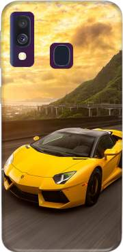 lamborghini for Samsung Galaxy A40
