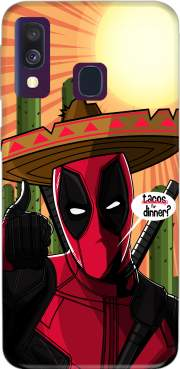 Mexican Deadpool for Samsung Galaxy A40