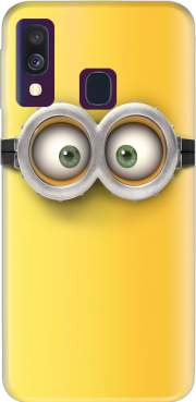 minion 3d  Case for Samsung Galaxy A40