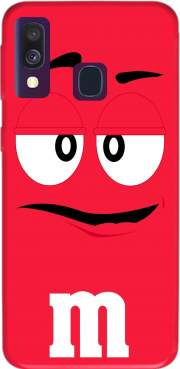 M&M's Red Case for Samsung Galaxy A40