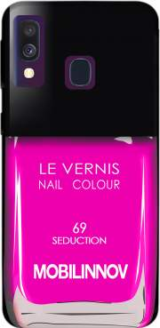 Nail Polish 69 Seduction Case for Samsung Galaxy A40