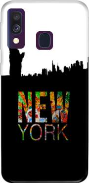 New York Case for Samsung Galaxy A40