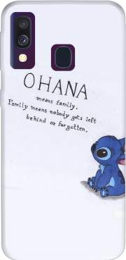 Ohana Means Family Case for Samsung Galaxy A40
