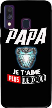 Papa je taime plus que 3x1000 for Samsung Galaxy A40