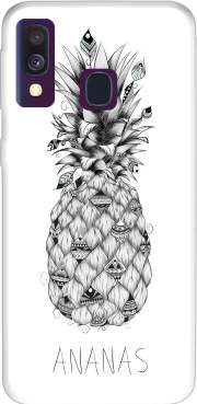 PineApplle Samsung Galaxy A40 Case