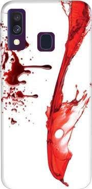 Pool of blood Case for Samsung Galaxy A40
