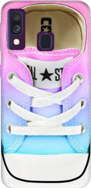 All Star Basket shoes rainbow Case for Samsung Galaxy A40