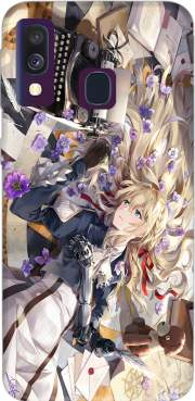 Violet Evergarden Case for Samsung Galaxy A40