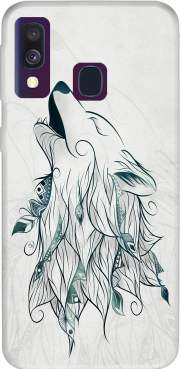 Wolf  Case for Samsung Galaxy A40
