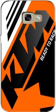 KTM Racing Orange And Black Case for Samsung Galaxy A5 2017