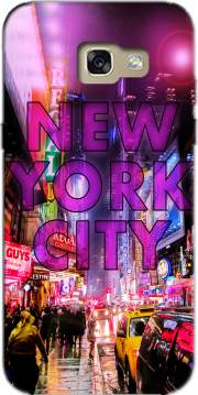 New York City - Broadway Color Case for Samsung Galaxy A5 2017