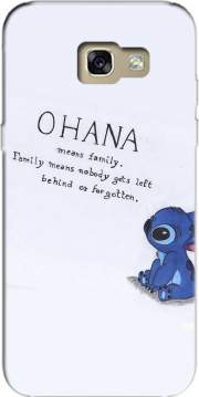 Ohana Means Family Case for Samsung Galaxy A5 2017