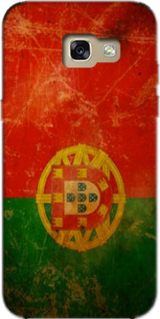 Vintage Flag Portugal Case for Samsung Galaxy A5 2017