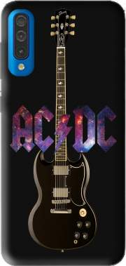 AcDc Guitare Gibson Angus for Samsung Galaxy A50