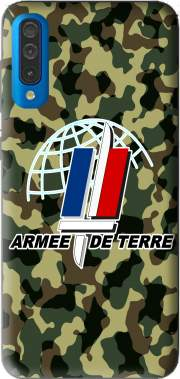Armee de terre - French Army Case for Samsung Galaxy A50