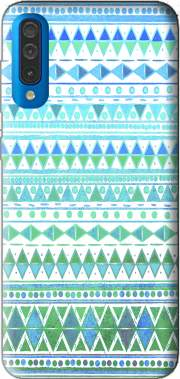 Aztec Aqua for Samsung Galaxy A50