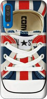 All Star Basket shoes Union Jack London Case for Samsung Galaxy A50