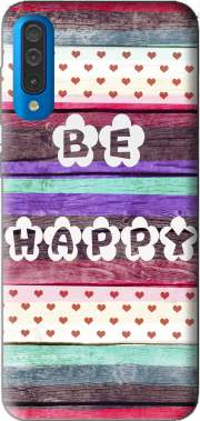 Be Happy Hippie Case for Samsung Galaxy A50