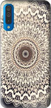 Boho Autumn Mandala Case for Samsung Galaxy A50