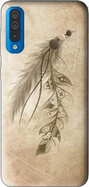 Boho Feather Case for Samsung Galaxy A50