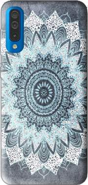 Bohochic Mandala in Blue Case for Samsung Galaxy A50