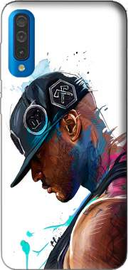 Booba Fan Art Rap Case for Samsung Galaxy A50