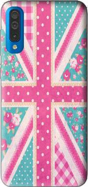 British Girls Flag Samsung Galaxy A50 Case