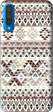 BROWN TRIBAL NATIVE for Samsung Galaxy A50
