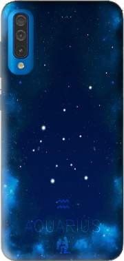 Constellations of the Zodiac: Aquarius Case for Samsung Galaxy A50