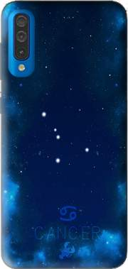Constellations of the Zodiac: Cancer Case for Samsung Galaxy A50