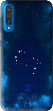 Constellations of the Zodiac: Gemini Case for Samsung Galaxy A50