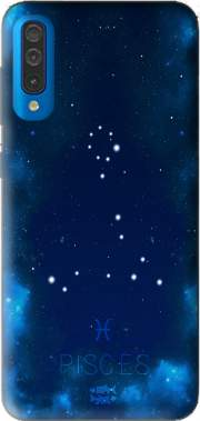 Constellations of the Zodiac: Pisces Case for Samsung Galaxy A50