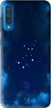 Constellations of the Zodiac: Virgo Case for Samsung Galaxy A50