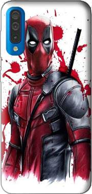 Deadpool Painting for Samsung Galaxy A50