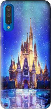 Disneyland Castle Case for Samsung Galaxy A50