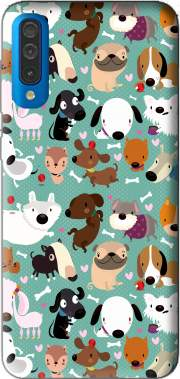 Dogs Case for Samsung Galaxy A50