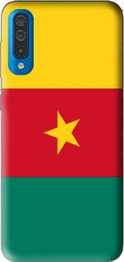 Flag of Cameroon Case for Samsung Galaxy A50