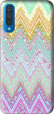 ETHNIC CHEVRON Case for Samsung Galaxy A50