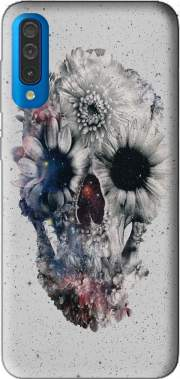 Floral Skull 2 for Samsung Galaxy A50