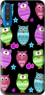 funky owls for Samsung Galaxy A50