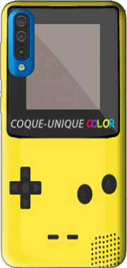Gameboy Color Yellow Case for Samsung Galaxy A50