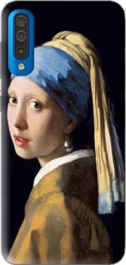 Girl with a Pearl Earring Samsung Galaxy A50 Case