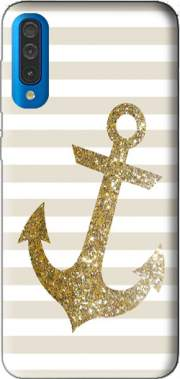 Gold Mariniere Case for Samsung Galaxy A50