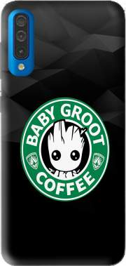 Groot Coffee Case for Samsung Galaxy A50