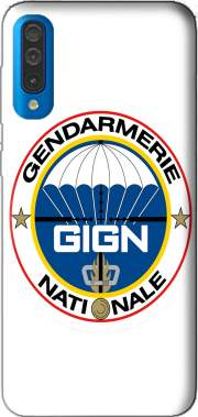 Groupe dintervention de la Gendarmerie nationale - GIGN Samsung Galaxy A50 Case