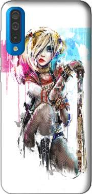 Harley Quinn for Samsung Galaxy A50